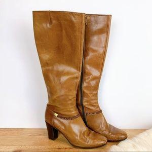 Salvatore Ferragamo Vintage Heeled Boots